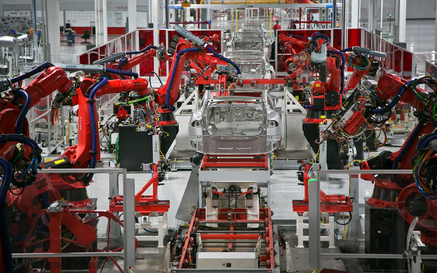 Wanting To Visit The Tesla Factory Mashew