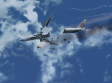Airplane Disaster