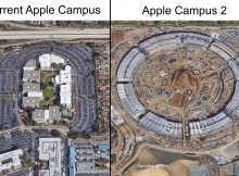 New Apple Headquarters Size