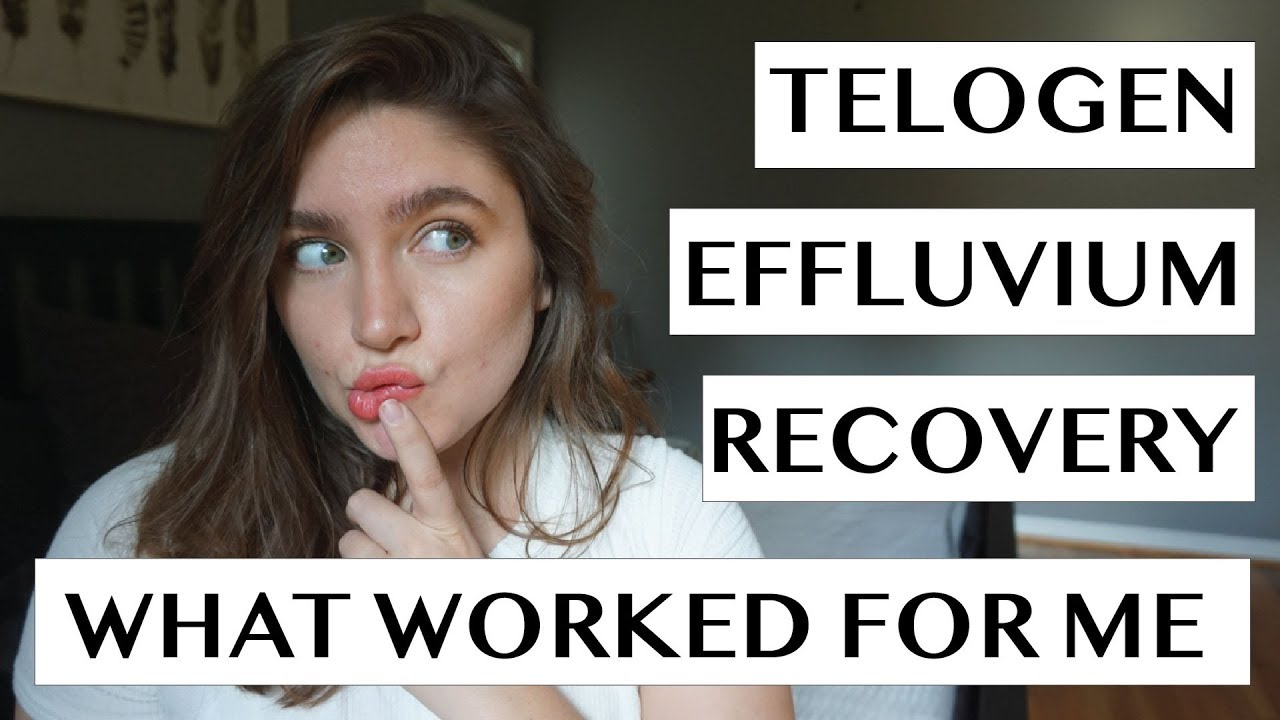 Telogen Effluvium Successful Recovery Story